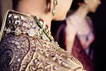 Saree embroidery / Saree embroidery