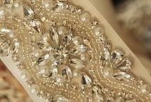 Bridal embroidery / Bridal embroidery, Broderie d'art
