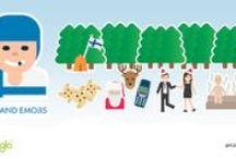 The Finland Emojis