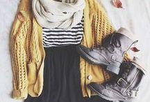 Colder Weather Fashion