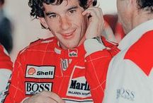 Ayrton Senna / Ayrton Senna da Silva, 21 marzo 1960 - 1 maggio 1994