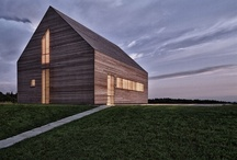 Architectural Exterior / by First In Architecture