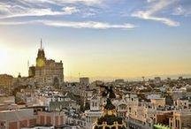 · MADRID · / Nuestros sitios favoritos de Madrid // Favorite places in Madrid
