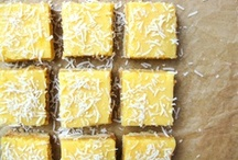 Desserts - Bars / Dessert Recipes
