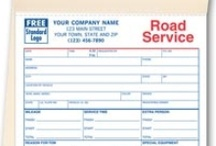 Road Service/Towing Forms & more! / Service orders, towing form, dispatch book and other business products providing solutions to help up you manage and grow your business.