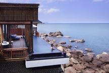 Guest rooms, suites and villas