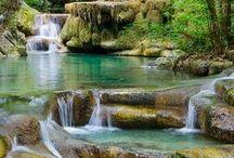 Waterfall / by Humai Zsolt