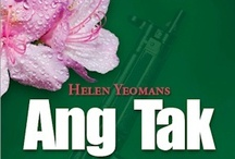 "Ang Tak / Written in 2011, this novel is set in 2016 at Augusta National Golf Course in Georgia. Narrated by his caddie, it's the story of an amateur golfer, Tony Pinasa, at the Masters. The title means ""little tiger."" Tony's father was a Sherpa from Nepal. His mother was English from Devon and Cornwall and they returned there after the death of Tony's father in the palace massacre in 2001."