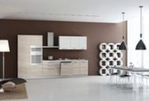 Italian Design Kitchen - Cucine Aran / Eco-compatible, Italian design and manufacture. Cucine eco-compatibili, design e produzione italiane.