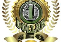 $1 Dollar SEO / http://aDollarSEO.com/ - Featuring Thousands of SEO & Social Media Services on the Web ALL for just $1 Dollar!! Please only Post Pins for Services that cost $1 Dollar or less.