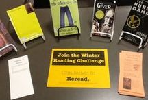 Winter Reading Challenge 2014 / Join the Winter Reading Challenge! Earn points each week by meeting the challenge or participating in book discussions.