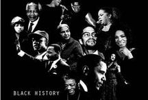 Celebrate Black History Month / Activities that you and your Little can share to commemorate black history.