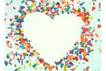 Valentine's Day / Crafts and activities you can share with your little to show how much you care