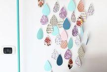 Kreative ideer / Inspirerende og lure Ideer til ting du kan sy, klippe og strikke.