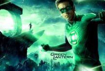 GREEN LANTERN! / This is the fan board of all green lantern fans!