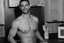 Hottie Vault / The beautiful men we know and see