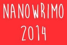 NaNoWriMo (11/2014) / Resources on fiction writing, ideas for researching for your novels, and apps and websites that might help you write that novel!