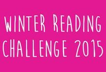 Winter Reading Challenge 2015 / If you like reading and moderately fabulous prizes, the Winter Reading Challenge is for you. Bingo cards will be available starting at the December 11 Book Club meeting. Fill out your card with what you've read between the first day of winter (December 21) and the first day of spring (March 20) for a chance at this year's prize.