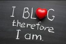 Blogging Resources / Blogging resources for marketers who want to improve their exposure both personally and professionally through blogging.