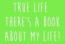 TRUE LIFE: There's a book about my life (January 2015)