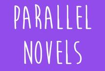 Parallel Novels (February 2015) / Parallel novels use the plots, characters, or settings of other novels. Think traditionally published fanfic.
