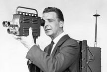 Retro Media / Old film, video, photo cameras, TV's, radios, microphones and computers - from the 1950's, 60's, 70's and 80's.