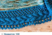 Shawls, lace scarfs