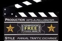 Hits-A-Million / Your website needs an audience.  Don't just get hits, get Hit-A-Million! / by http://www.etrafficforever.com
