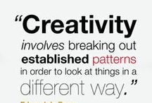 Curious about Creativity? / Creativity hacks for marketers!
