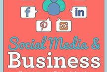 Social Media Marketing / Awesome stuff about social media marketing, particularly infographics!