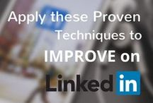LinkedIn Tips and Tricks / Tips and Tricks for marketers about LinkedIn, with a dash of personal branding.