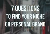Personal Branding / Personal branding strategies and advice to help you make a great first impression and build authority.