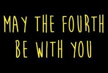 May the 4th Be With You / Happy Star Wars Day!