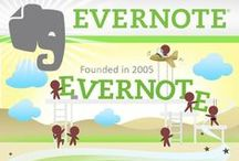 Everything Evernote / Tips and tricks about using #Evernote for home and business. I heart Evernote!