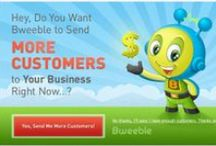 Bweeble / Want to earn big commissions, grow your downline, and earn tons of free credits? With our highly effective marketing tools you can do just that. You can use our pre-written emails and specially designed splash pages to start making money right now.  JOIN NOW! => http://bit.ly/1zZW4yX / by #1 Internet Affiliate Program!