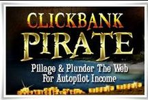 ClickBank Pirate / The Shockingly Simple System That Can Make You At Least $1,000 Per Month Without A Website Or A Product Of Your Own! http://bit.ly/1EpmCBe  / by ClilckBank Pirate