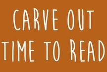 Carve Out Time to Read! (October 2015) / Creep yourself out for Halloween.