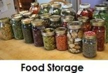 Preserving & Canning / Preserve and canning food for storage.