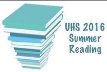 UHS 2016 Summer Reading