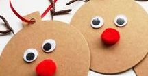 Christmas Crafts / Christmas crafts for holiday decorating and decor.  Easy crafts to inspire you.