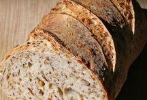 Хлеб, закваска / Все о цельнозерновом бездрожжевом хлебе