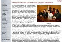 Noticias Por Dereito 2011 / Noticias de la prensa en el 2011 de Por Dereito y/o relacionadas con la Asociación