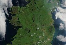 Irland / Ich war bisher zweimal in Irland und liebe das Land und seine Menschen. Außerdem spielt ein Teil der Handlung meines nächsten Thrillers dort.