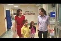 Kids Health / Visit a children's hospital and do health related activities