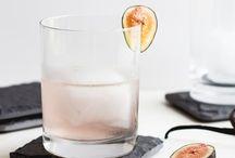 D R I N K S. / Aprenda a fazer deliciosas bebidas para todas as épocas do ano!