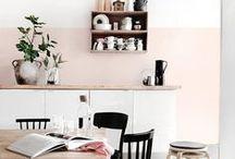 K I T C H E N. / Inspire-se em lindas cozinhas modernas ou clássicas para criar o seu próprio ambiente!