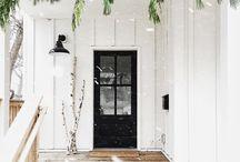 O U T S I D E. / Inspirações incríveis para você decorar seu ambiente externo!