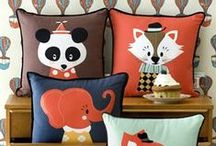 Gorgeous Kids Cushions