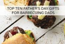 Father's Day / Father's Day gifts and recipes from CookersAndOvens
