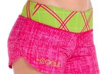 Running Gear from Coeur Sports / Super Cute Run Tops and Shorts from Coeur Sports